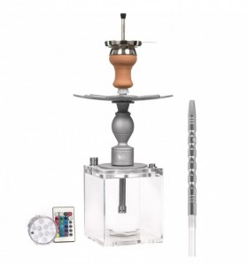 MaShisha MS 480 CRAZY BOX PLATA