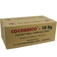 CARBON COCOBRICO 10 Kg